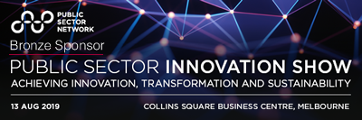 Envision IT Bronze Sponsor Public Sector Innovation Show 2019, Melbourne