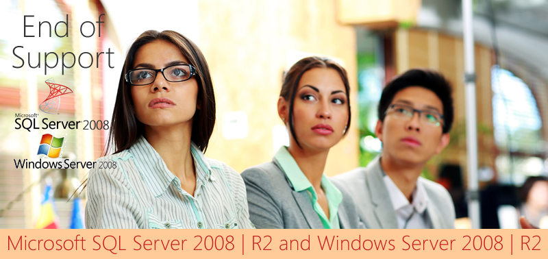 Upgrade Windows 2003 / 2005 / 2008 and SQL 2000, 2005, 2008 Systemsctive and efficient